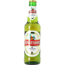 Bottled beer - Kingfisher Premium