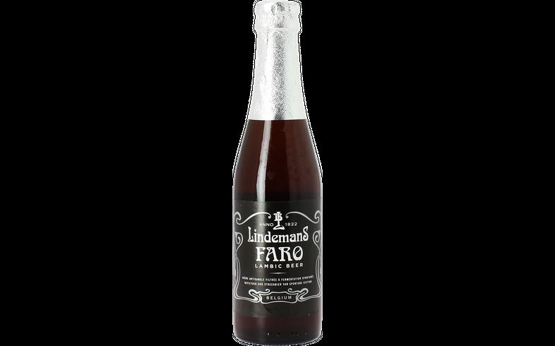 Bottled beer - Lindemans Faro