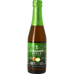 Bottled beer - Lindemans Apple