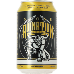 Flaskor - Stone Ruination Double IPA