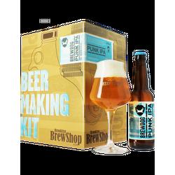 Bear kit for brewing - Brooklyn Brew Kit Brewdog Punk IPA