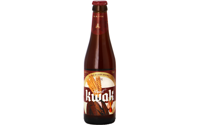 Bieren van de Beery Christmas 2017 - Kwak 33cl - 0.10 EUR Statiegeld