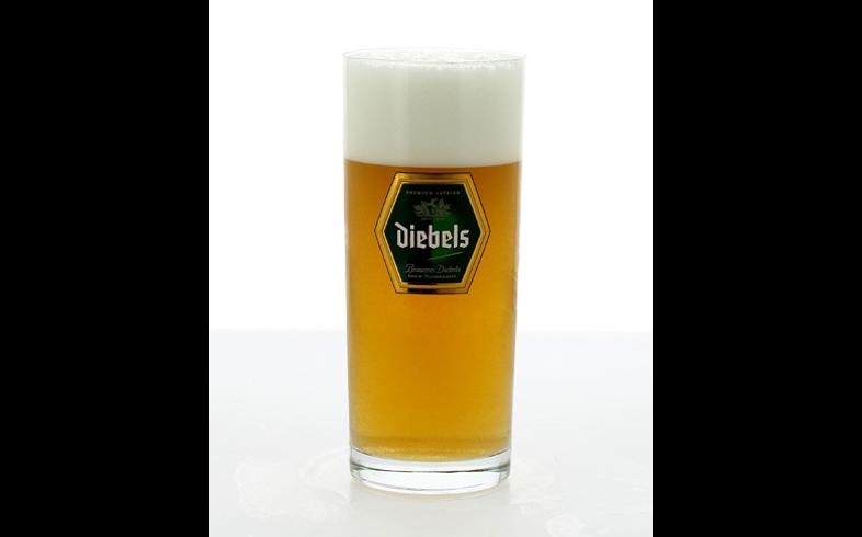 Biergläser - Glas Diebels