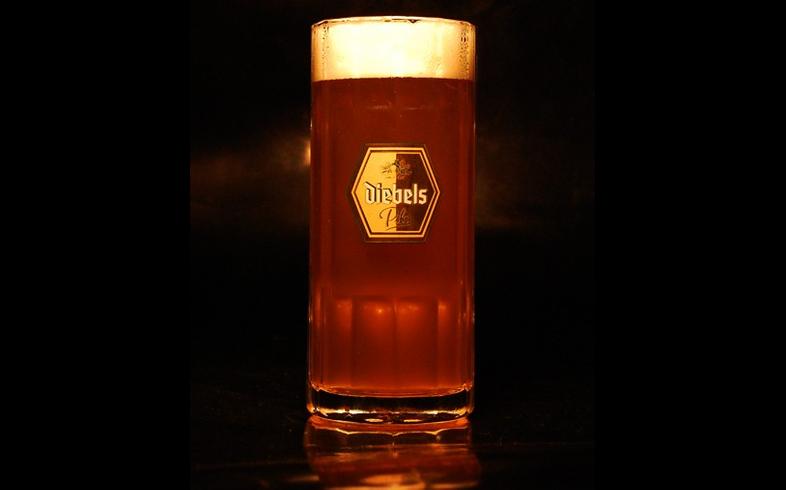 Beer glasses - glass à beer Diebels - Bock