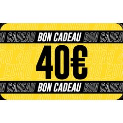 Cadeaukaarten - Cadeaubon HOPT 40 euro