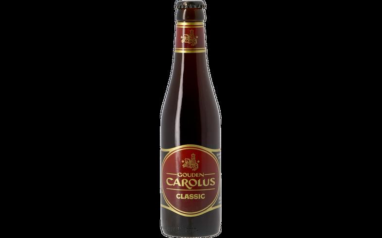 Flessen - Gouden Carolus Classic 33cl - 0.10 EUR Statiegeld