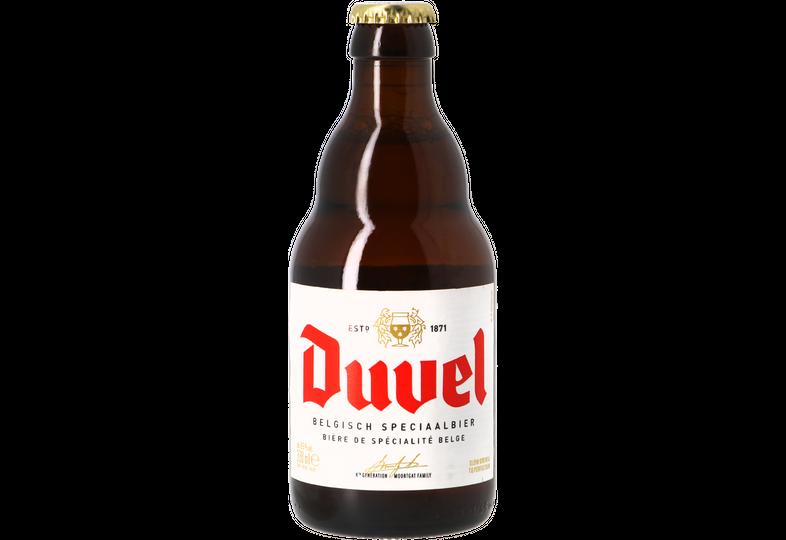 Bottled beer - Duvel