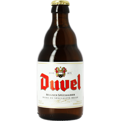 Bottled beer - Duvel