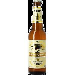 Flessen - Kirin Ichiban Beer