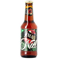 Bouteilles - Jenlain bière de Noël