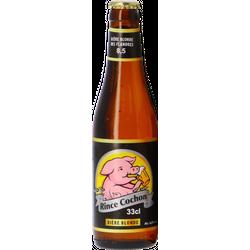 Bouteilles - Rince Cochon
