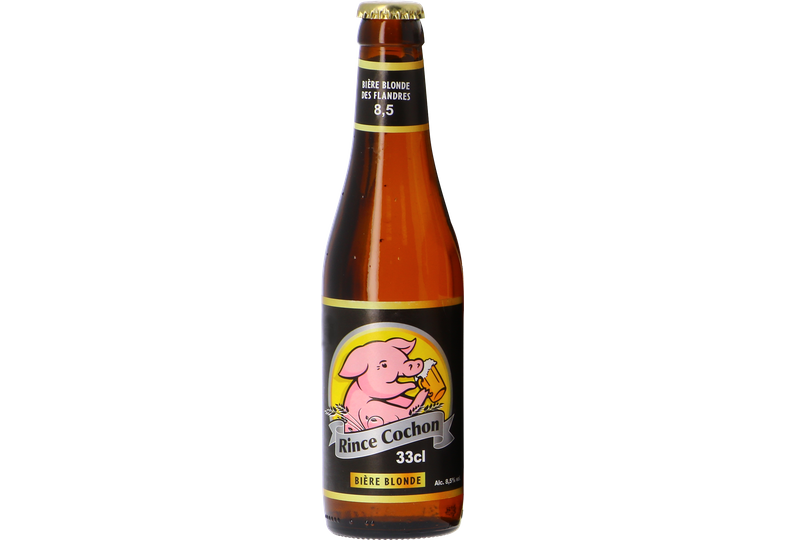 Bottled beer - Rince Cochon
