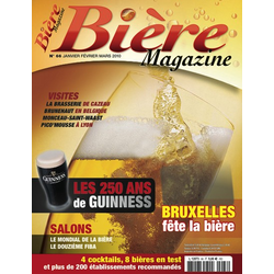 Bière Magazine - Bière Magazine 66 - Jan, Fev, Mar 10