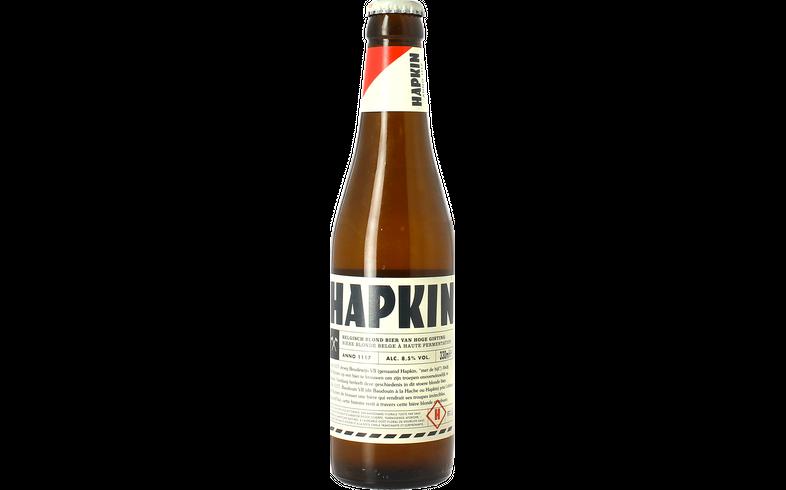 Bottled beer - Hapkin