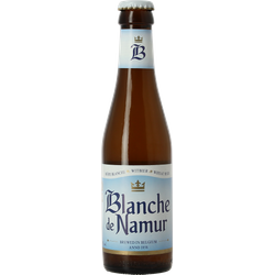 Bottled beer - Blanche de Namur