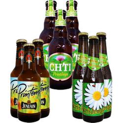 Bière de Printemps - 9 bières de Printemps