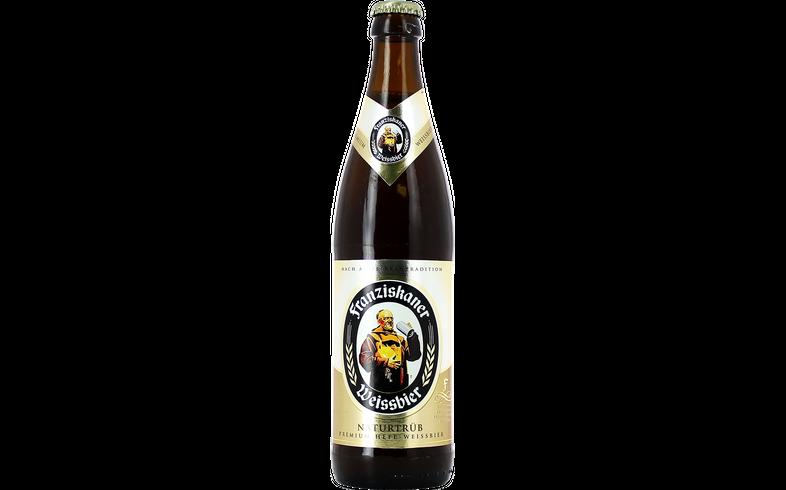 Flaskor - Franziskaner Weissbier