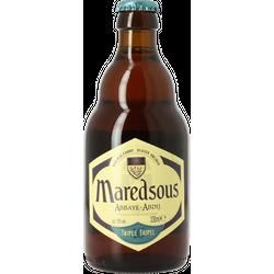 Flessen - Maredsous Tripel 10