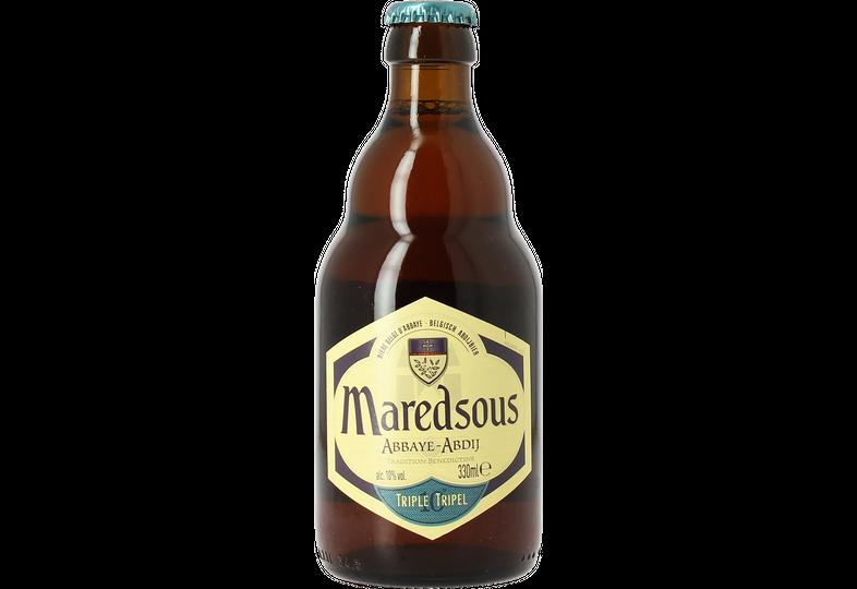 Bottiglie - Maredsous triple 10°