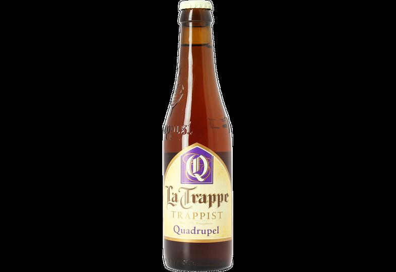 Bottled beer - Trappe Quadrupel