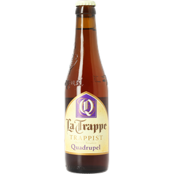 Bottled beer - Trappe Quadrupel
