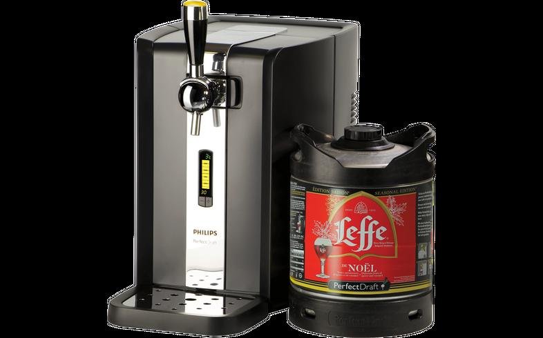 Beer dispensers - PerfectDraft Leffe Noël Dispenser Pack