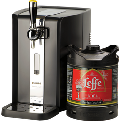 Beer dispensers - PerfectDraft Leffe Noël Dispenser Pack