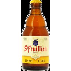 Flaskor - Saint Feuillien Blonde
