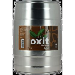 Fûts de bière - Fût 5L Oxit Brune