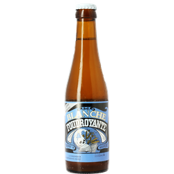 Bottled beer - Blanche Foudroyante