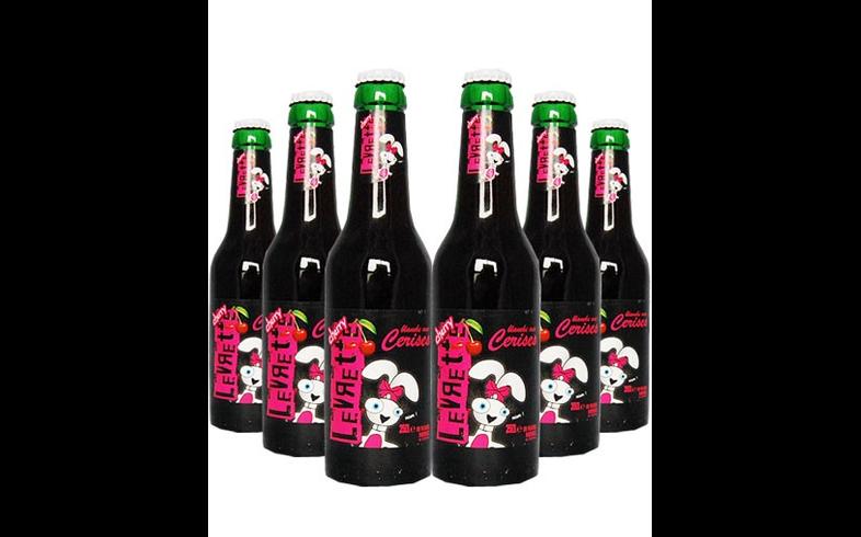 La Levrette - Pack 6 Levrette Cherry