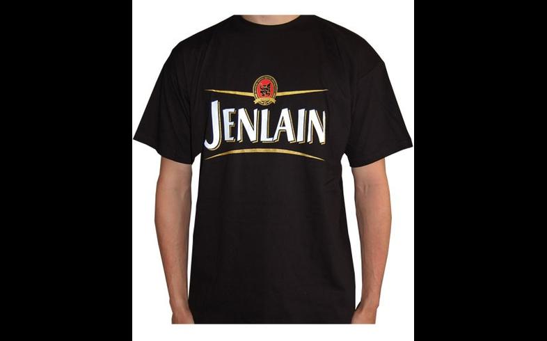 Tee shirt - T Shirt Jenlain - M - Logo Jenlain