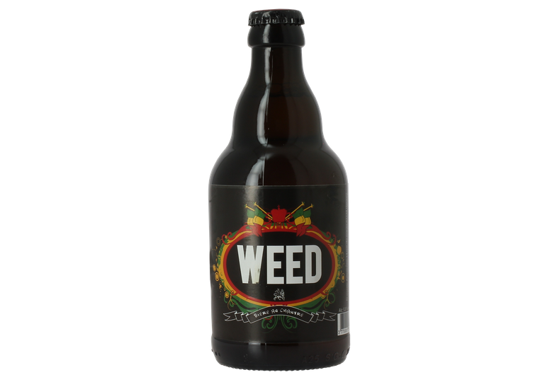 Bouteilles - Weed