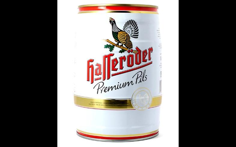 Kegs - keg 5L Hasseroder Premium Pils