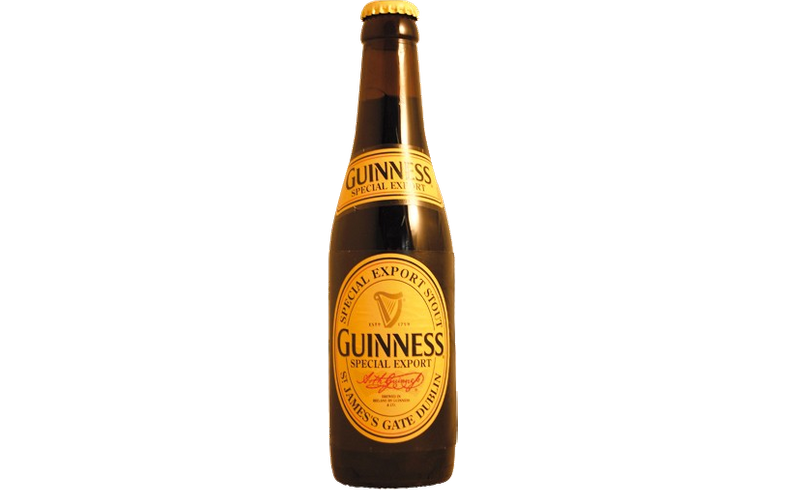 Bouteilles - Guinness Special Export Stout