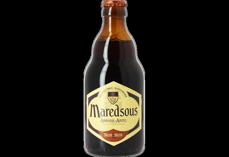Bouteilles - Maredsous Brune 8