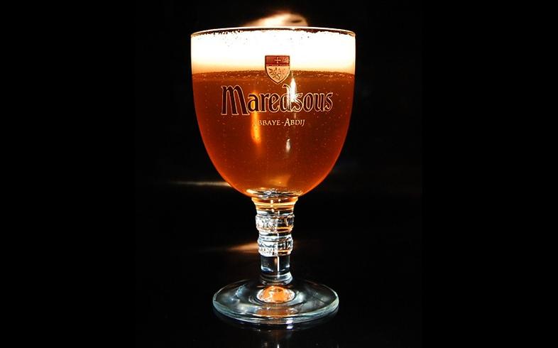 Verres à bière - Maredsous Chalice Glass - 25 cl
