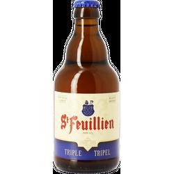 Bottled beer - Saint Feuillien Triple
