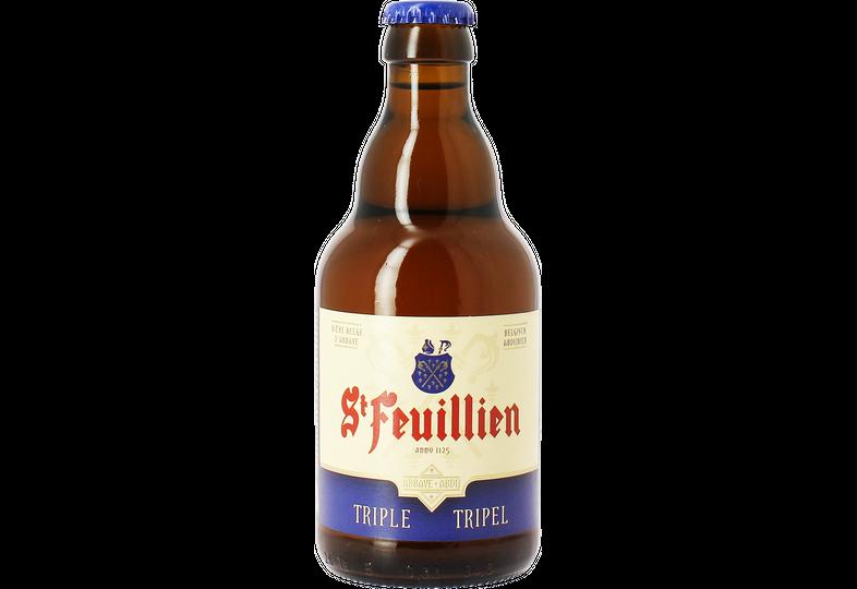 Bouteilles - Saint Feuillien Triple