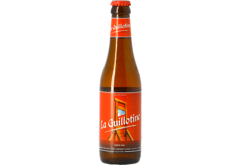 Bottled beer - Guillotine (la)