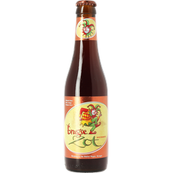 Bottled beer - Brugse Zot Dubbel