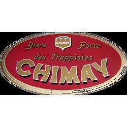 Accesorios para bar - Plaque émaillée Chimay Rouge
