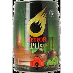 Fûts de bière - Fût 5L Meteor Pils
