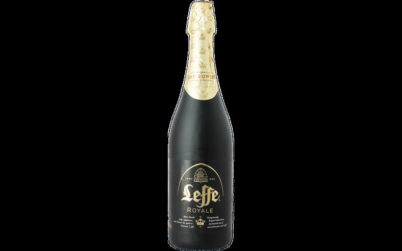 Bouteilles - Leffe Royale Blonde 75cl