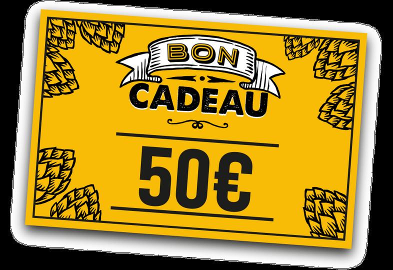 Presentkort - HOPT Presentkort 50€
