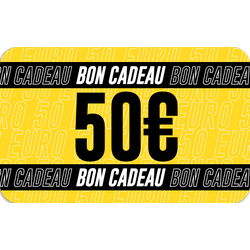 Gift cards - E-Card 50 Euro gift-certificate