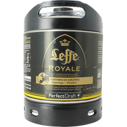 Tapvaten - Leffe Royale Whitbread Golding PerfectDraft Vat 6L