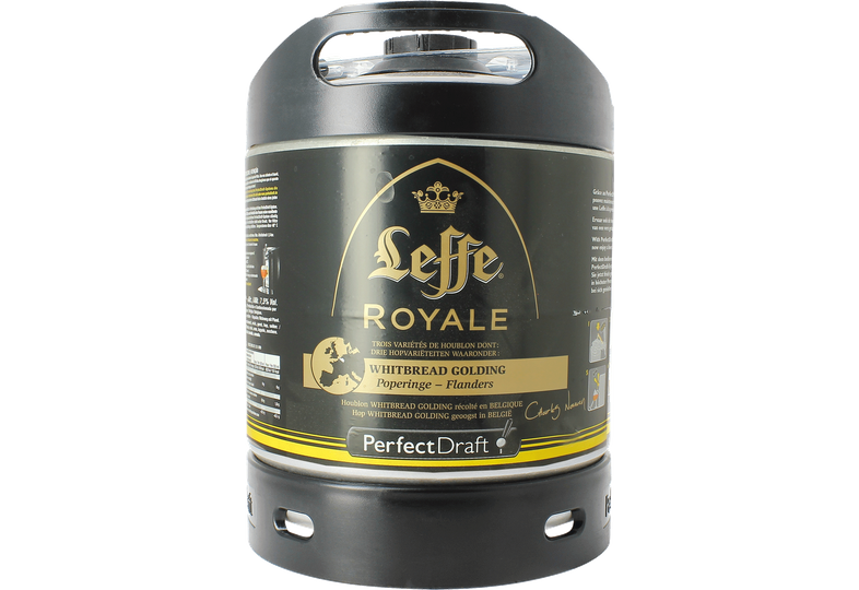 Kegs - Leffe Royale Whitbread Golding PerfectDraft Keg