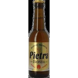 Bottled beer - Pietra Blonda