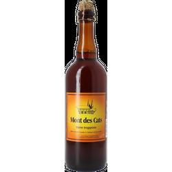 Bottled beer - Mont des Cats - Trappist Beer